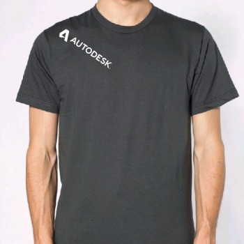 T-shirts offered to all Autodesk employees